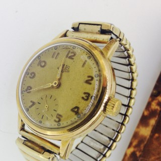 VEB Glashütter Uhrenbetriebe (GUB) Watch.