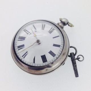 Pair Case Pocket Watch.