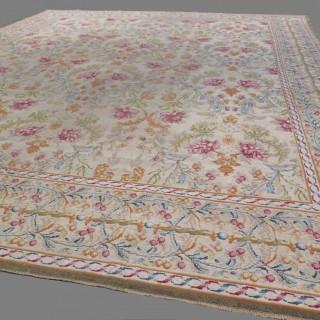 Rare Cuenca carpet