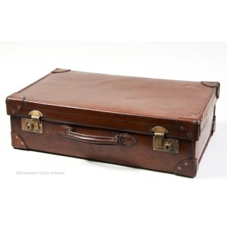 Leather Weekend  Suitcase