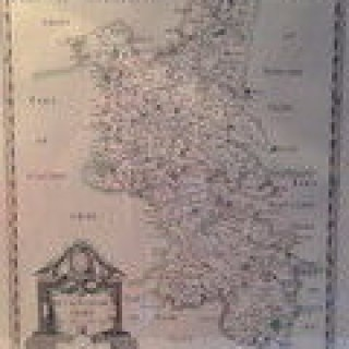 Antique Map of Buckinghanshire.