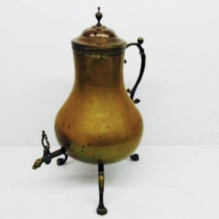 Queen Ann Copper Tea/Coffee Urn.