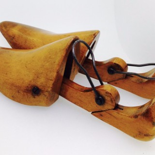 Antique Shoe Trees.