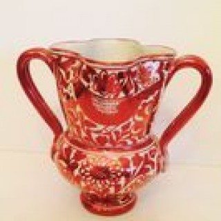 Cantagalli Lustre Vase.