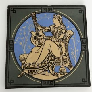 Victorian Minton Tile