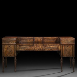 Large Regency Country House Sideboard