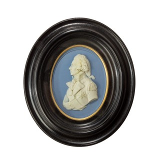 A Nelson Medallion by Wedgwood