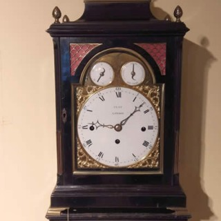 Quarter Striking Bracket clock