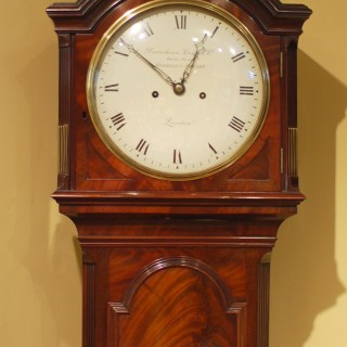 Regency Period Longcase clock