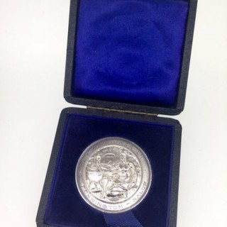 Donnington Silver Medal.