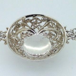 Antique Silver Dish
