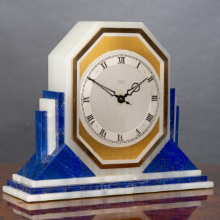 Art Deco Electric Mantel Clock