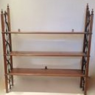 Antique French Wall Shelves.