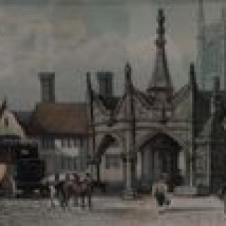 Old Markets By Alfred Rimmer.