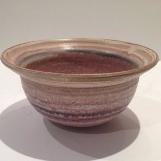 Small Studio Pottery Bowl.