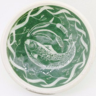 Studio Pottery dish.