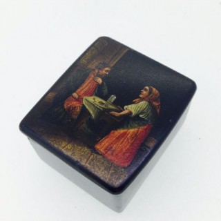 Antique Russian Snuff Box.