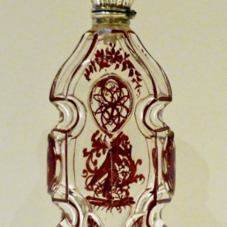 Bohemian Scent Bottle.