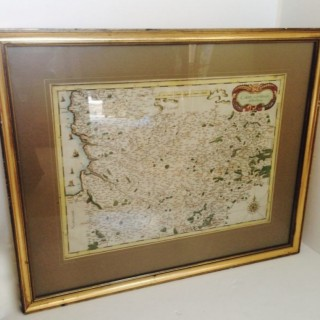 Carte Generale De Picardie.