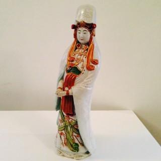 Antique Japanese Lady.