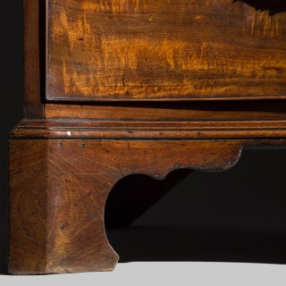 George III Chippendale Chest of Drawers