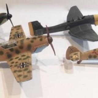 Vintage Dinky Planes.