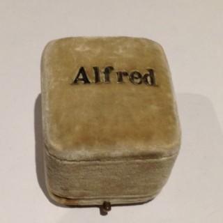 Antique Ring Box.
