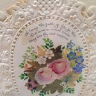 Victorian Valentine Cards.