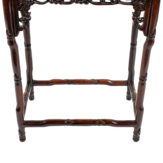 Small Chinese Rosewood Table
