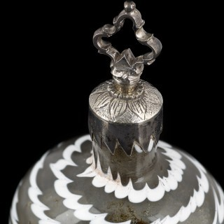 17th Century Glass Snuff Bottle