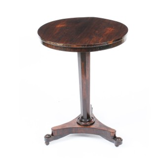 Antique Regency Period Occasional Table c.1820 19th Century