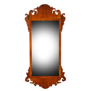 Large Georgian Wall Mirror