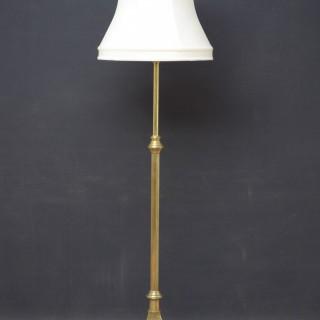 Victorian Brass Lamp
