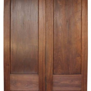 Pair Of Antique Teak Double Doors