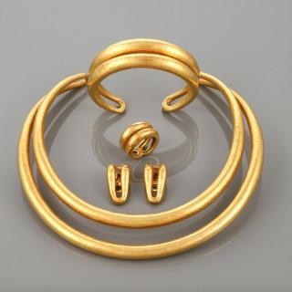 22Kt Gold Zolotas Set
