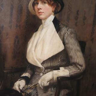 Portrait of Ann Dawson