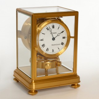 Jaeger leCoultre Jubilee Atmos clock