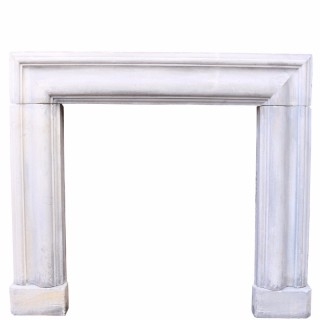 Limestone Bolection Fire Surround