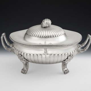 George III Soup Tureen