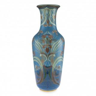 A Meissen Art Nouveau pâte-sur-pâte exhibition vase