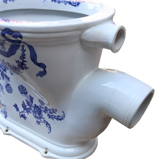 Antique Waterfall Toilet W/C