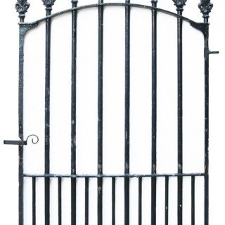 Victorian Wrought Iron Garden Gate