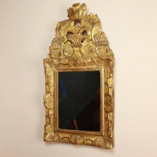 Small Regence Giltwood Mirror