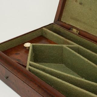 John Manton Mahogany Sporting Gun Case