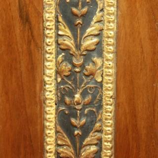 North-Italian Overmantel Empire Mirror, circa 1820