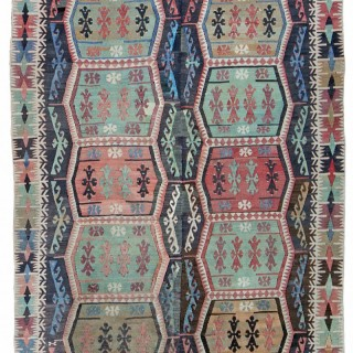 Antique Konya Kilim, South-Central Anatolia