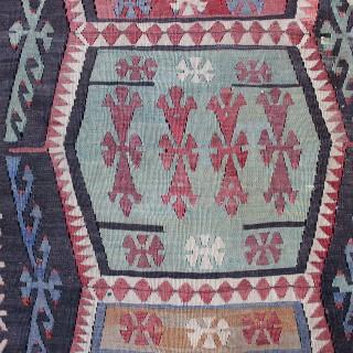 Antique Konya Kilim, South-Central Anatolia