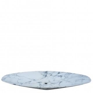Modern Italian Carrara Marble Sink / Basin