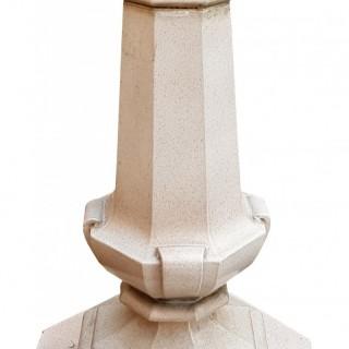 Lefco Glazed Ceramic Sundial