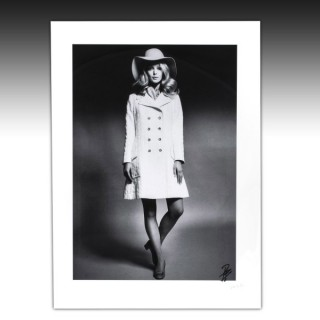 1960s / 1970s Fashion Photography By Peter Bunting
